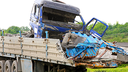 Joint Injury Shoulder Truck Accident