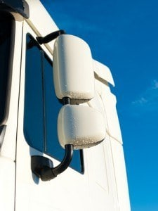 Blind Spots On Trucks