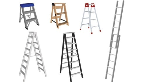Most Common Ladder Types :: Chicago Ladder Accident ...