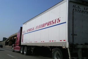 US Express Truck Accident