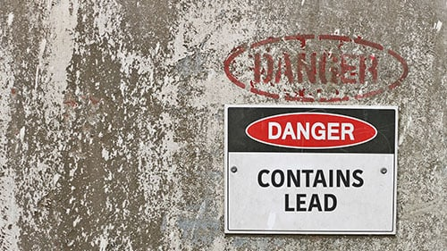 What are the chances of winning a lead contamination lawsuit?