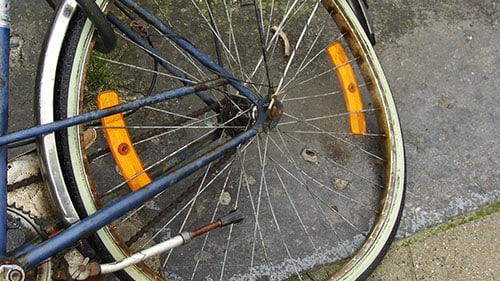 What Should I Take Pictures Of If I Am In A Bicycle Injury Accident?