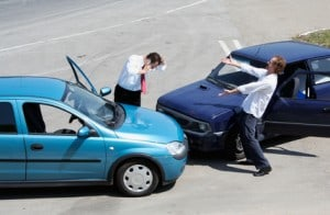 Serious Injuries Occur in Work Related Crashes