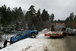 Accidents in the Winter