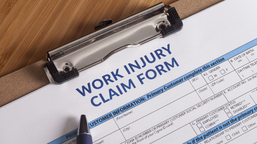Personal Injury Workers Comp